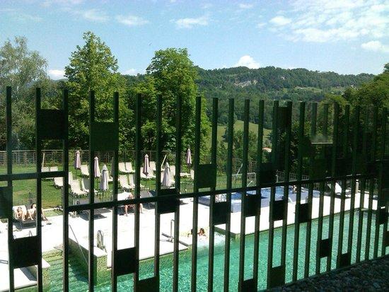 Rimske Terme Hotel: Struttura immersa nel verde
