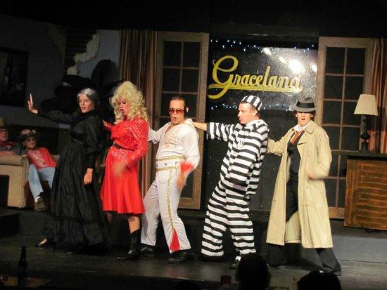 Carousel Music Theater: Phantom of the Grand Ol' Oprey