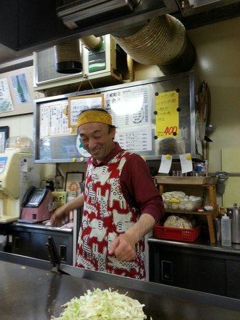Okonomiyaki Yasukyu