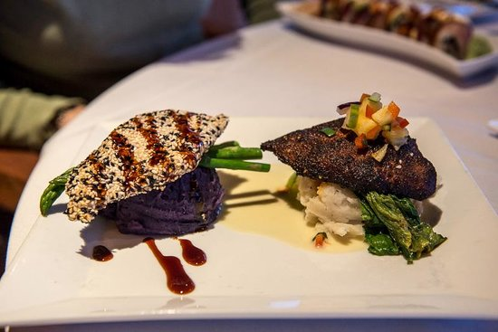 5 Palms Restaurant: The Fresh Catch