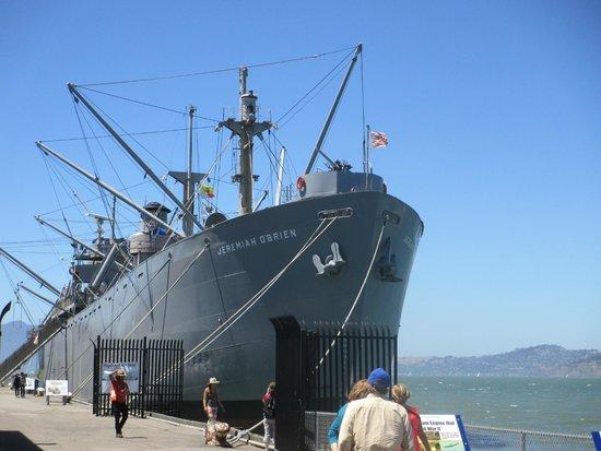 SS Jeremiah O'Brien : ship