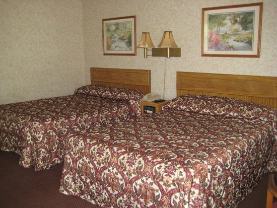 Pleasant Valley Motel West Stockbridge : Room #8