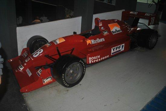 Museo Juan Manuel Fangio: Formula 1