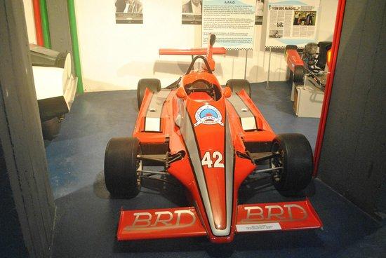 Museo Juan Manuel Fangio: Formula 3