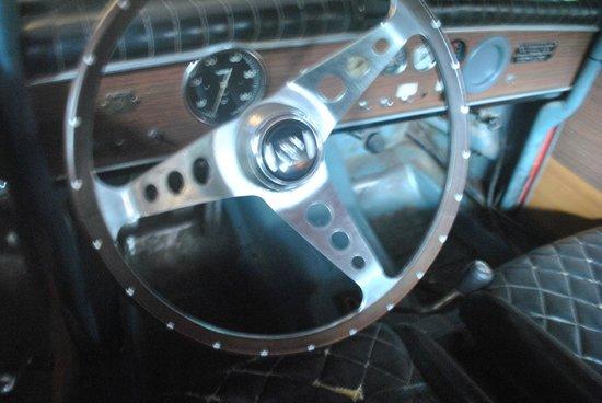 Museo Juan Manuel Fangio: Wheel