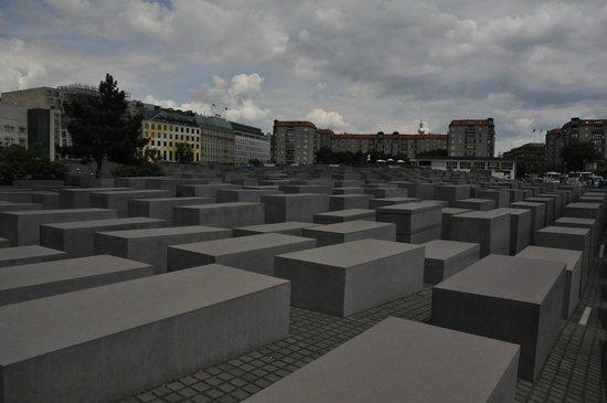 Fat Tire Tours Berlin: Holocaust Memorial