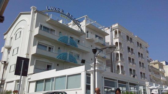 Hotel Luxor Beach: hôtel