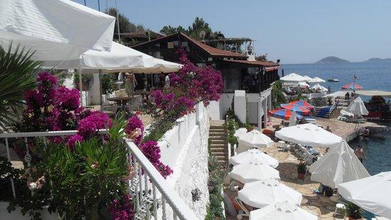 Kalamar Hotel: Beach Club