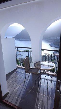 Kalamar Hotel: balcony