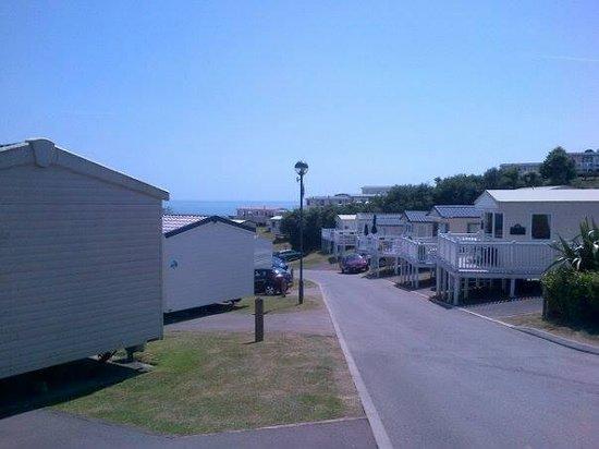 Devon Cliffs Holiday Park - Haven: site