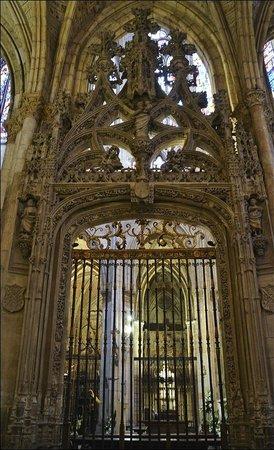 Catedral de León - Santa María de Regla: В соборе