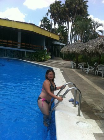Globales Camino Real: love the pool