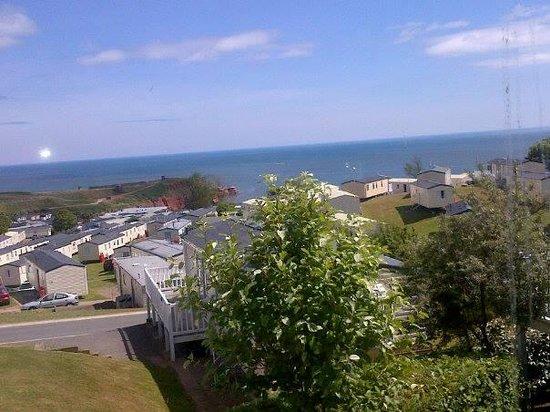 Devon Cliffs Holiday Park - Haven: view
