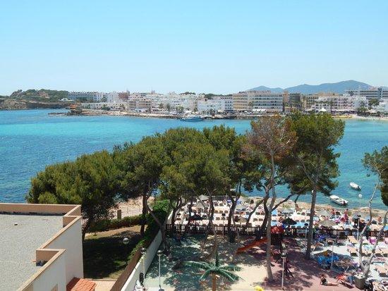 Intertur Hotel Miami Ibiza: view from room 473