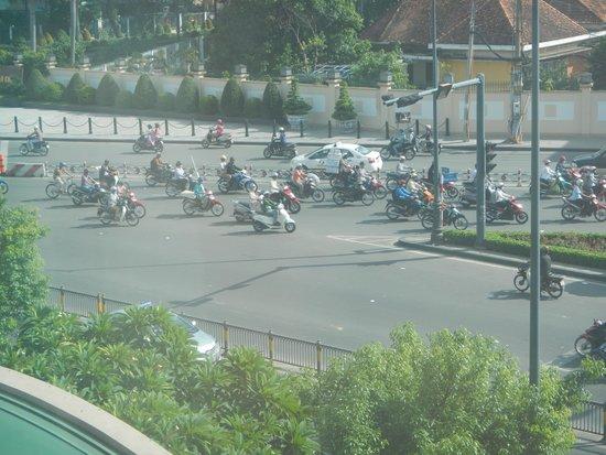 PARKROYAL Saigon: 部屋窓から