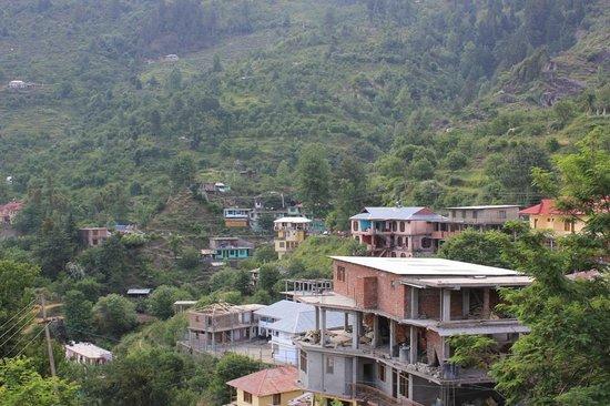 The Srikhand (HPTDC): village