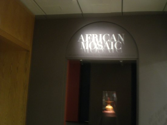 National Museum of African Art: Entrance to the Museum from Sackler Gallery ( S3 Level)