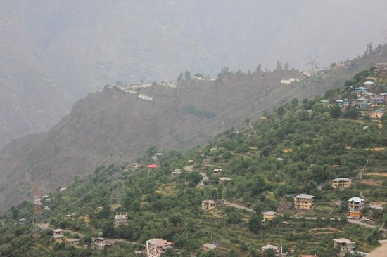 The Srikhand (HPTDC): valleyview