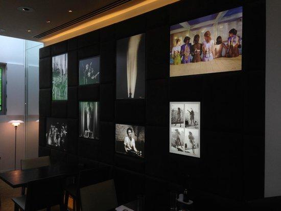 Fredericks Restaurant: inside