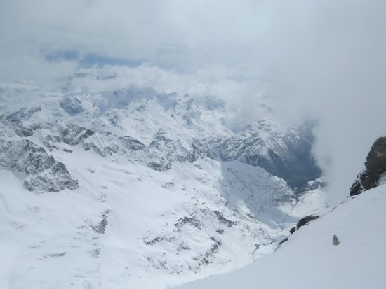 Mount Titlis: views from the top