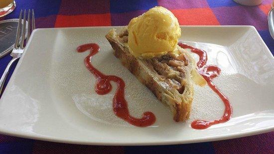 Mara Explorer Camp: Dessert made by  great chef at Mara Explorer