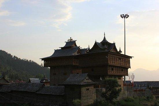 The Srikhand (HPTDC): bhimkali temple