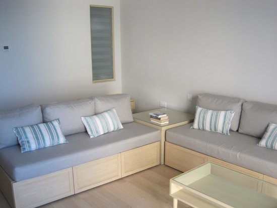 Sunrise Beach Hotel: Sitting Area