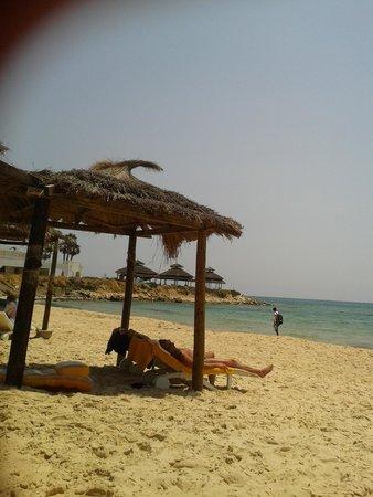 Sol Azur Beach Hotel: the beach