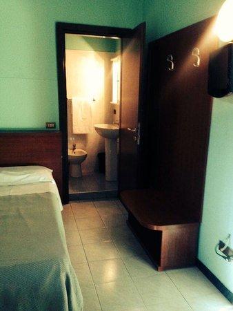 Bonola Hotel : ma chambre simple