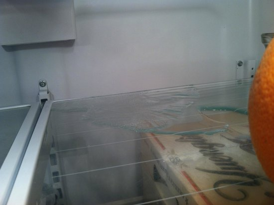 Southbay by the Gulf: Unit 94 - Leaking Fridge