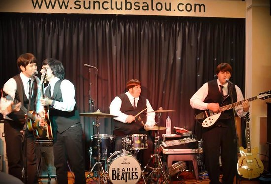Aparthotel SunClub Salou : The Early Beatles