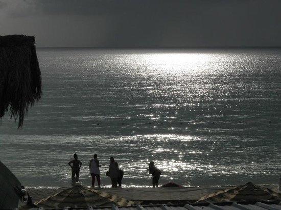 Legends Beach Hotel : Silber Sonnenuntergang