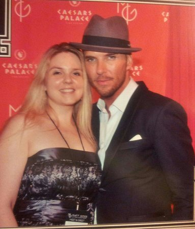 Matt Goss : The money shot : Matt & I