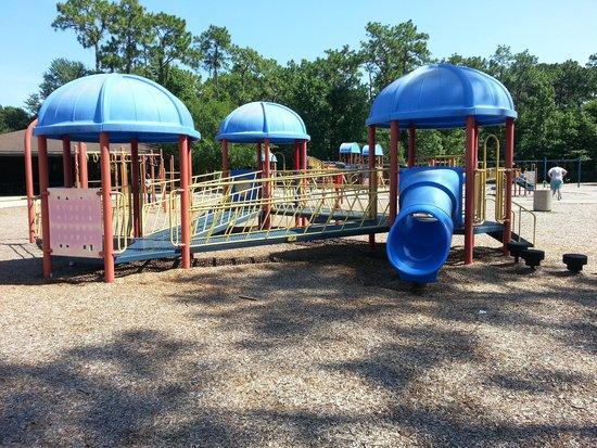 Ringhaver Park/Ortega River Nature Preserve: Playground #2