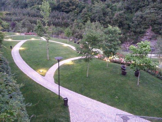 Hotel Lago Bin : Il parco
