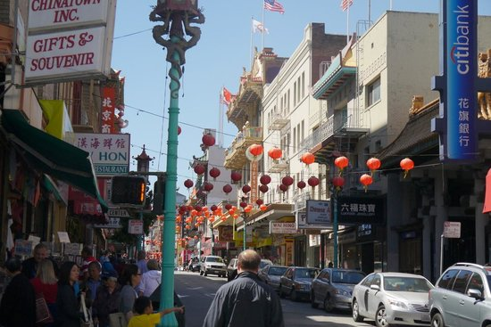 San Francisco Shuttle Tours: Chinatown