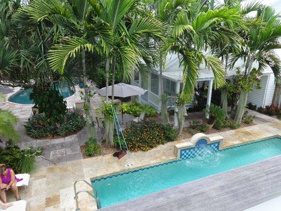 Marquesa Hotel : Pool Area