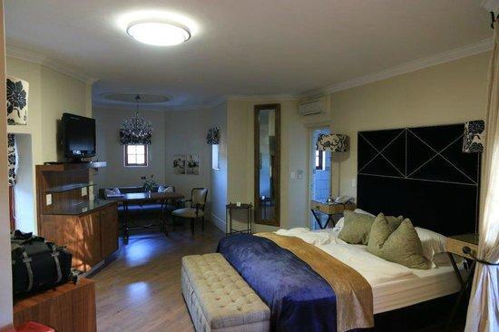 Hotel Heinitzburg: Superiorzimmer