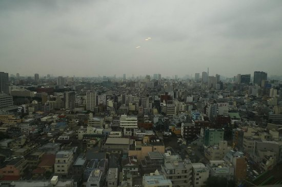 Hundred Stay Tokyo Shinjuku: view
