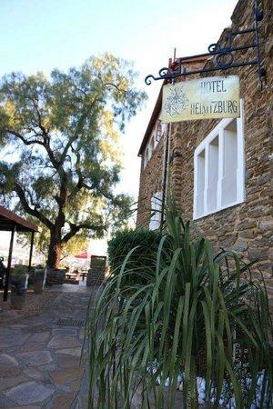 Hotel Heinitzburg: Aussenansicht des Hauptgebäudes