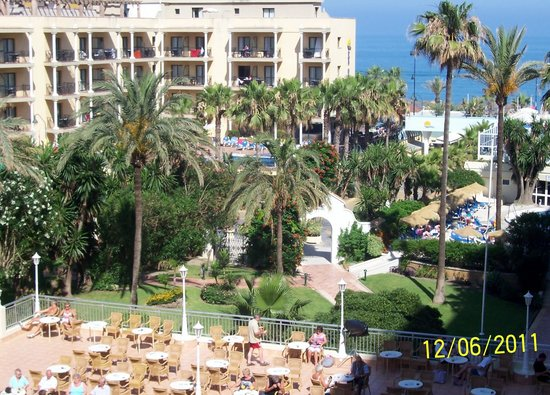 Sol Don Pablo by Melia: hotel from balcony