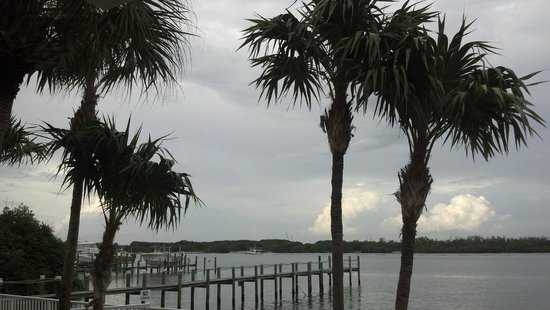 View from Jupiter Waterfront Inn Room
