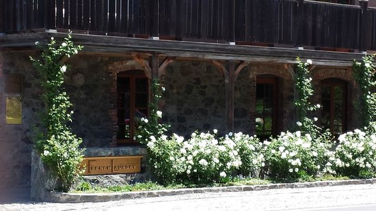 The French Laundry : Exterior shot
