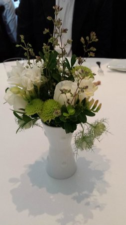 The French Laundry : Pretty table