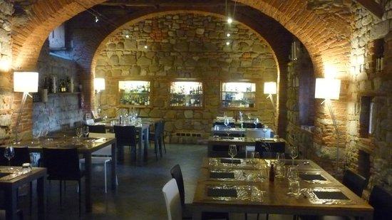 Papposileno: Restaurant Interior