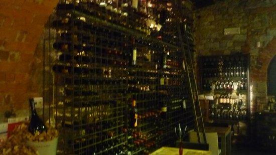 Papposileno: wine stock!