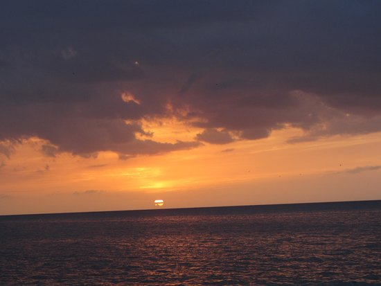 Sandals Montego Bay: Beautiful Sunset