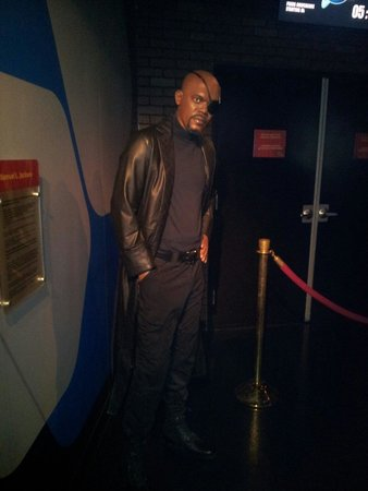Madame Tussauds Las Vegas: Samuel L Jackson