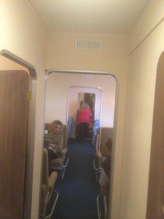Foynes Flying Boat Museum: Plane