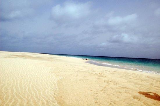 ClubHotel Riu Funana: Wow that's a beach!